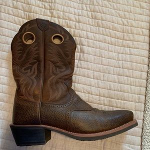 Men's Ariat boots - worn once
